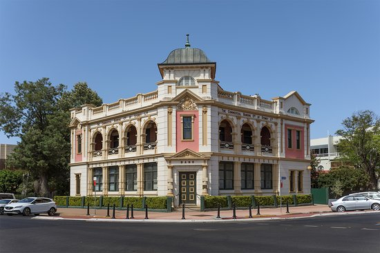 Bank Art Museum Moree