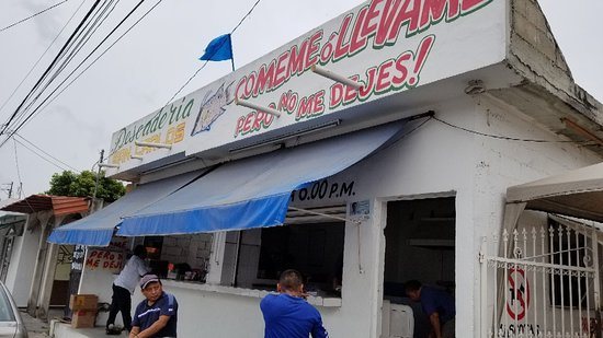 Pescaderia San Carlos: Best seafood on Cozumel.  Worth the drive into town.