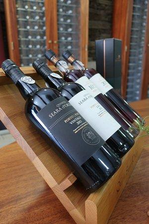 Vila Real District, Portugal: Prova de Vinhos na quinta Seara D'Ordens