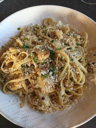 Martinsville, Нью-Джерси: Linguini with Cauliflower