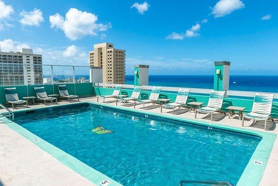Pacific Monarch Hotel, hoteles en Honolulu