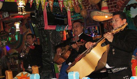 La Fortaleza: 3-Singers