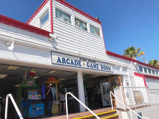 Balboa Fun Zone Arcade
