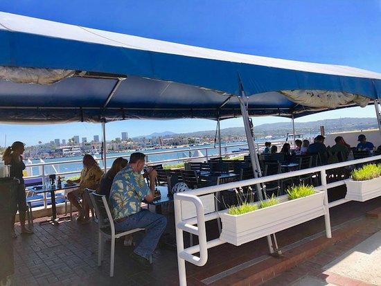 Balboa Fun Zone Restaurant Where You Can Eat And Enjoy Bay View