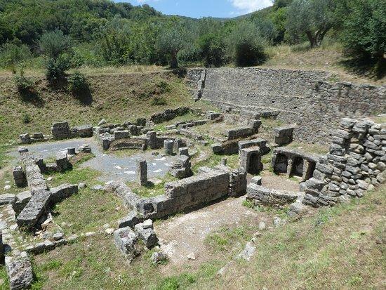 Ελληνικό, Ελλάδα: Ancient Gortys