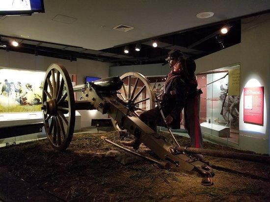 National Civil War Museum: 20180806_134854_large.jpg