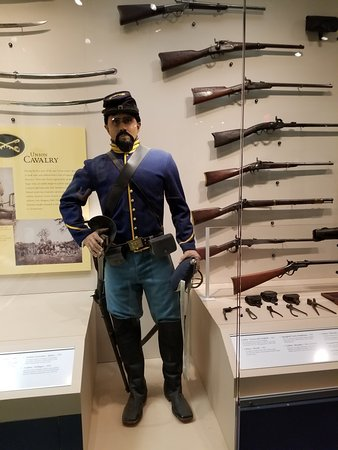 National Civil War Museum: 20180806_132255_large.jpg