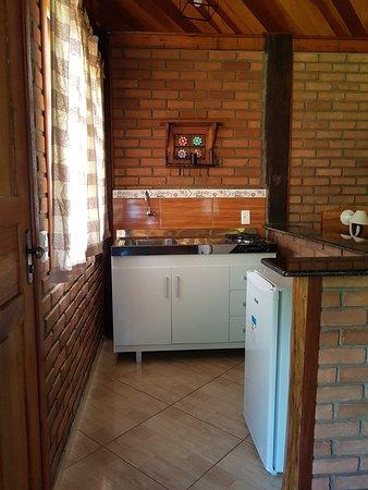 Maromba, RJ: cozinha chalé de hidro n°2
