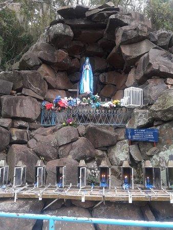 Santuario de la Virgen de Itacua