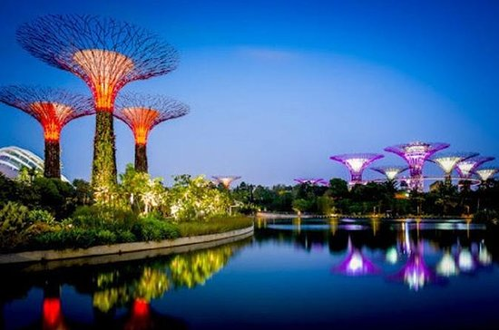 Gardens By The Bay Admission Ticket