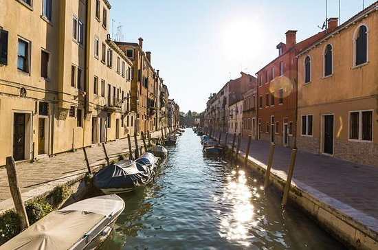 Venice by Water med 4-retters middag