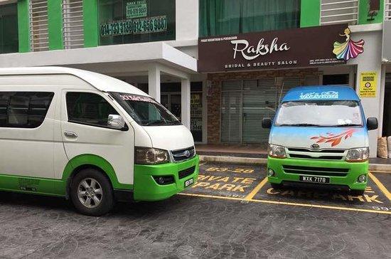 Kuala Lumpur Airport To Kuala Lumpur Hotel Private Transfer