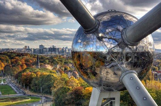 Voorrangstoegangskaart Atomium Brussel