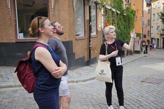 Stockholm Private Walking Tour