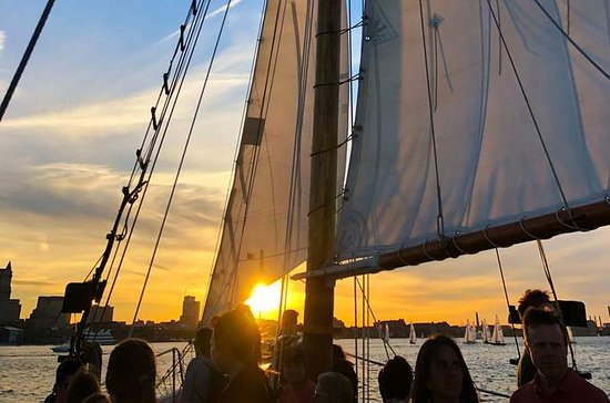 Sunset Sailing Cruise on a Tall Ship...