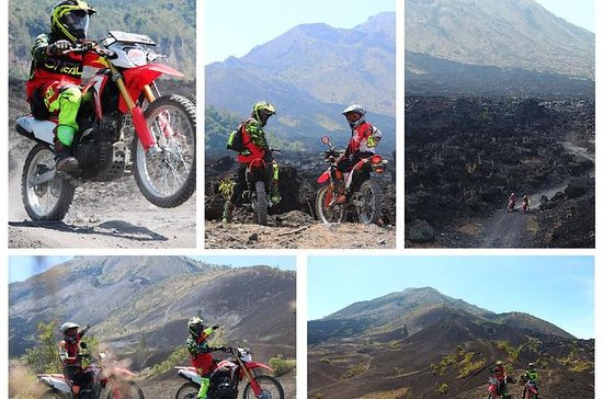 Black Lava Dirt Bike Adventure at ...