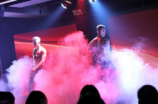 A Night You Won't Forget IMEN Tokyo, the Hottest Male Revue in Japan!
