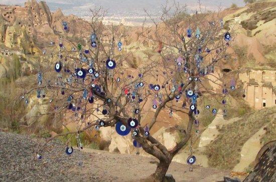Cappadocia två dagar tur från Istanbul