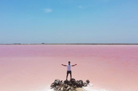Mud Volcano, Pink Sea and Indigena's...