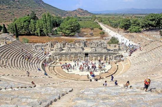 Tour di 2 giorni di Efeso e Pamukkale