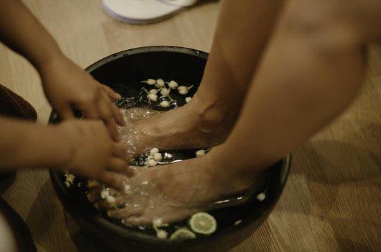 Cool Sense Spa: Foot Reflexology