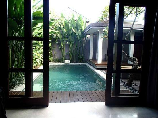 Aria Exclusive Villas and Spa: piscine privé