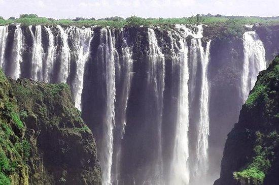 7 giorni Victoria Falls al campeggio