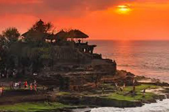 Forfait Cosmo Bali: cascade Gitgit...