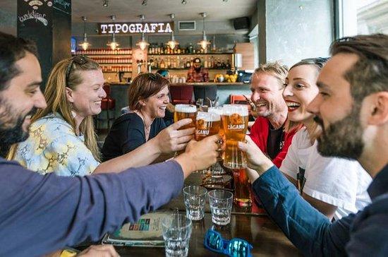 布拉索夫:晚上小团体啤酒之旅与本地向导