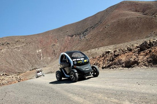 Eco buggy Twizy, volcan, cip munks et...