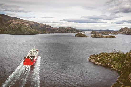 El Ferry en el fin del mundo...