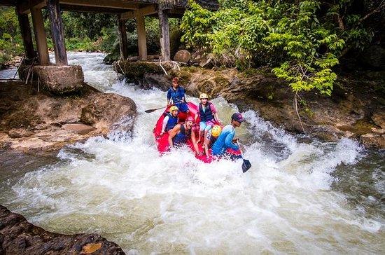 White Water Rafting og ATV Ridning