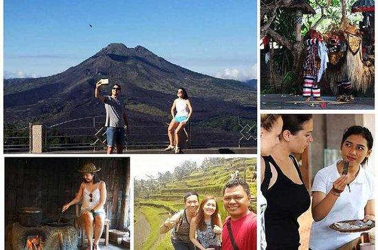Tour al volcán Kintamani