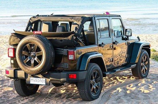 Aventura em Jeep por Mykonos Día...