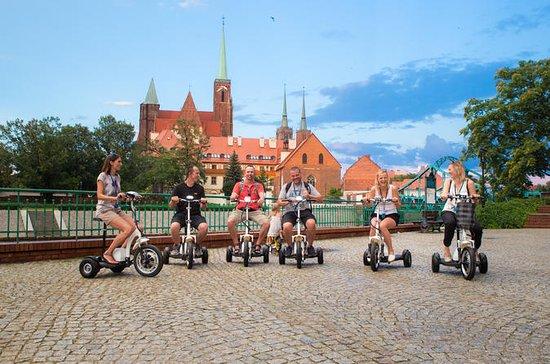 The Grand E-Scooter (3 wheeler) Tour...