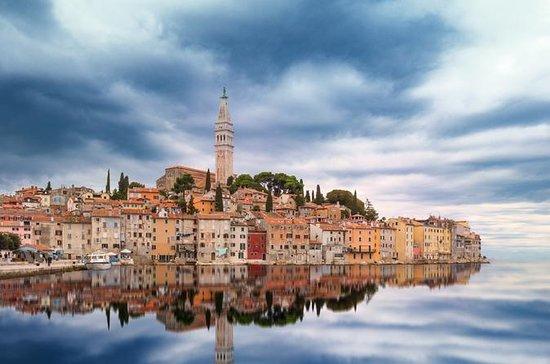 """Istria """"chamado Toscana original..."""