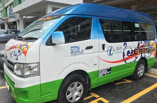 Langkawi Airport Arrival Shuttle