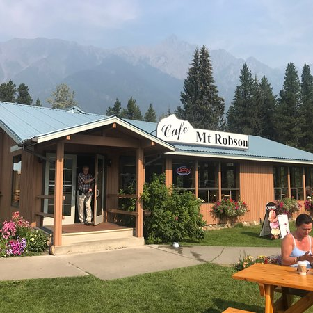 Cafe Mount Robson: photo0.jpg