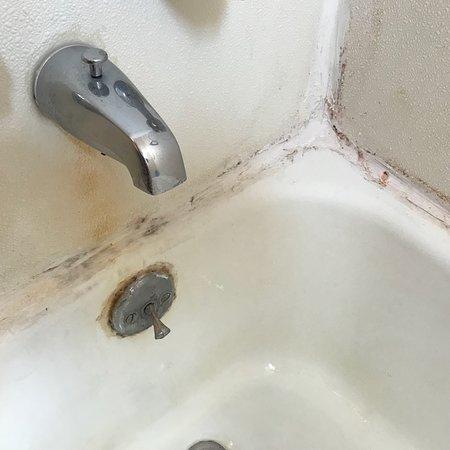 Ash Fork, Αριζόνα: Zustand von Bad und so