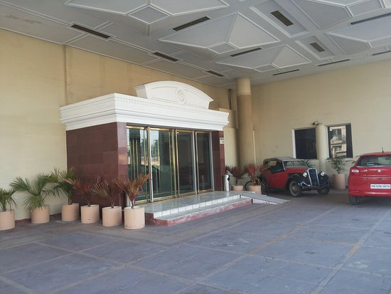 Hotel Sepal : Entrance