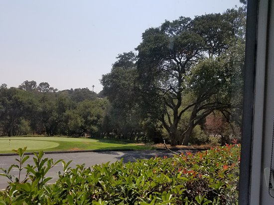 Stanford, Kalifornien: another view from the dining room