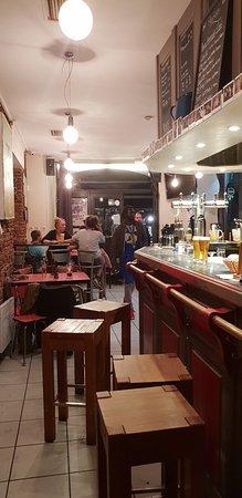 Bar Salle Picture Of O Boudu Pont Toulouse Tripadvisor