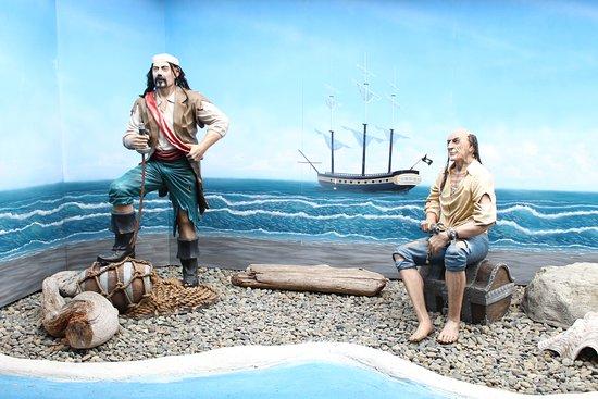 Ocean World: Photo opp!