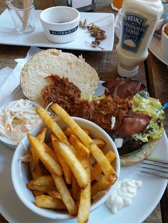 The Dorset Burger Company: Dirty Moo