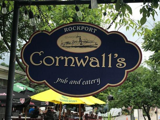 Rockport, Canada: Cornwall's