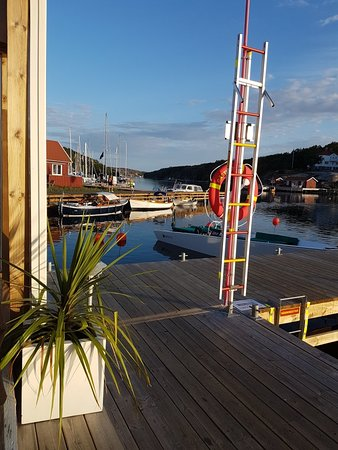 Hamburgsund, Σουηδία: 20180809_200857_large.jpg