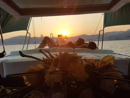 Marmaris Zeus Boat