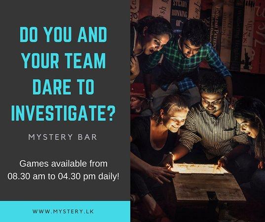 Mystery Bar
