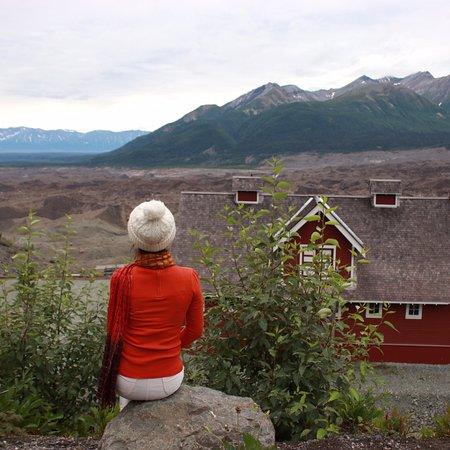 Bilde fra Kennicott Glacier Lodge
