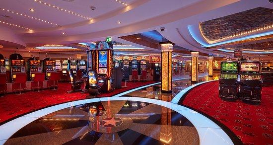 Swiss Casinos St. Gallen: Casino St. Gallen - Floor
